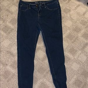 Mossimo Denim (14) Mid-Rise Jegging Jeans